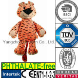 CE Approved Soft Stuffed Animal Leopard Plush Toy