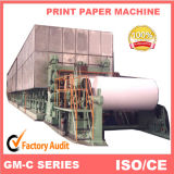 Chinese Paper Making Line Machine Manufacture