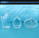 New Design Perfume Container Glass Bottle for Cosmetics