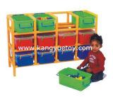 Plastic Cabinet for Balls, Toys