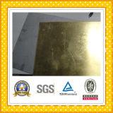 Cuzn37 Brass Sheet
