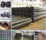 En10219/En10210carbon Black Rectangular Pipe Tube