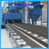 High cleaning Steel Plate Shot Blaster for H Style Steel