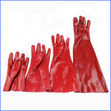 PVC Gloves 35 Cm Household Rubber Gloves for Washing