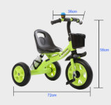 China Baby 4 in 1 Tricycle Stroller Kids Bike Bicycle