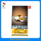 "2.83 "" Transflective TFT LCD (Sunlight readable)"