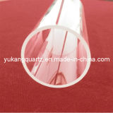 High-Temperature Quartz Glass Tube for PV
