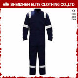 Black Workwear Winter Waterproof Work Safety Coverall (ELTHVCI-19)