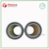 Ultra-Web No Liner Oval Cartridge Filter, Open/Open Endcaps for Cartridge Dust Collectors