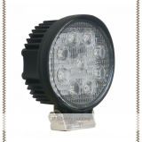 High Powered Offroad 27W Round LED Work Light