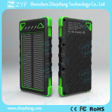 Outdoor Portable Water Proof 8000mAh Solar Power Bank (ZYF8021)