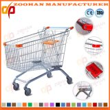 Classic European Style Shopping Hand Cart Store Trolley (Zht104)