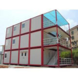 Prefabricated Container House for Worker Camp