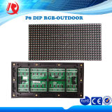 Energy Saving Full Color HD P8 Outdoor LED Module