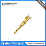 Auto Wire Pin Deutsch Connector Gold Plated Terminal 1060-16-0144