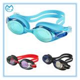 Colored Anti Fog Swimming Equipment Silicone Glasses