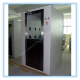 Single Person Cheap Stainless Steel Laboratory Clean Room Air Shower