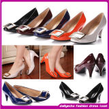 2014 Wholesale Hottest Ladies Dress Shoes/ High Heel Shoes