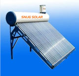 Compact Integrated Non-Pressurized Solar Water Heater