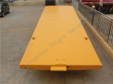 Tri-Axle Flatbed Semi Trailer Transport Standard Container (CTY049)