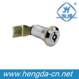 Manufacturer Quarter Turn Cam Lock with Keys (YH9767)