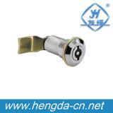 Manufacturer Quarter Turn Cam Lock with Keys (YH9767)