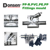 PP Plastic Fittings Injection Moulds