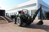 China Map Power 100HP Wheel Tractor Tractor Implement
