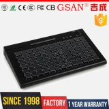 78 Keys POS Programmable Keyboard with Mag Card Reader