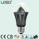 8W Dimmable 3D COB 330 Degree LED Bulb (LS-BA609-BWWD/BWD)
