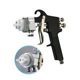 Double Nozzle Dual Head Portable Chrome Spray Paint Gun