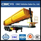 Cimc 3 Fuwa Axle 50t Dumper Semi Trailer