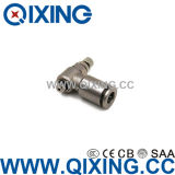 Metal Push to Connect Fittings Pneumatic Components Quick Connect Air Fittings