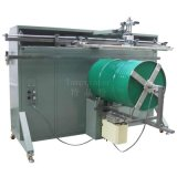 TM-Mk Non-Standard Pneumatic Cylinder Oil Drum Rotary Screen Printer Machine