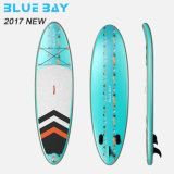 2018 OEM Logo Inflatable Soft Surfboard, Surfing Sup