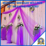 Elegant Organza Drapes Curtain Wedding Decoration Backdrop