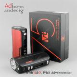 2016 New Vaporizer Box Mod 75W Box Mod Hcigar Vt75 Evolv DNA75