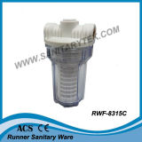5 Inch Clear Water Filter Housing (RWF-8315C)