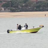 Hot Sale 22′ Ce Fiberglass Cheap Boat for Sale