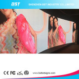 High Resolution P3&P4&P5&P6 Indoor Full Color Curved LED Display for Advertising