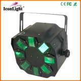New Sharp Beam 4*3W RGBW LED Disco DJ Light