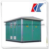Box-Type Transformer Substation