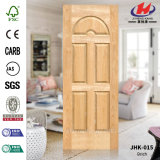 Jhk-015 South Africa 3mm Nice Designnatural Betula Alnoide Door Skin