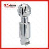 Stainless Steel Sanitary Pin End Tank CIP Rotary Spray Ball