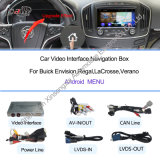 Car Video Interface Box for Cadillac/Buick/Opel Android Navigation Box