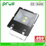150W LED Floodlight, IP65 Outdoor LED Spotlight