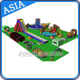Inflatable Water Park, Inflatable Amusement Park, Inflatable Project Water Games