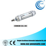 Cm2 Series Stainless Steel Mini Pneumatic Cylinder Cdm2b32*50