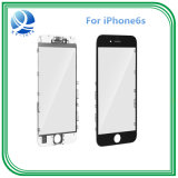 Outer Touch Screen Glass Lens with Middle Bezel Frame for iPhone 6s 4.7""