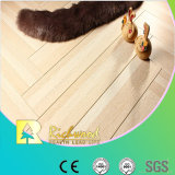 Household 12.3mm AC4 Crystal Cherry Water Resistant Laminate Floor